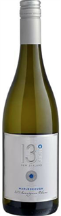 13 Celsius Sauvignon Blanc 2015 750ml